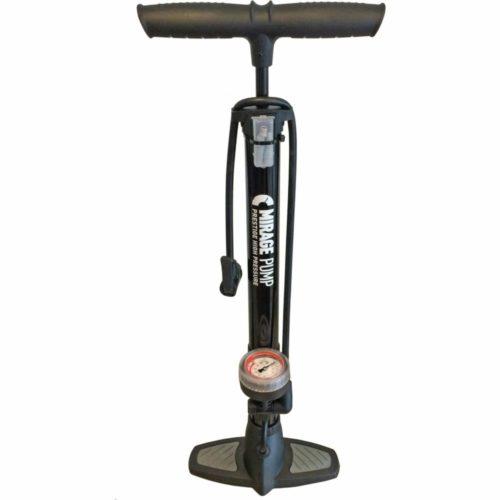 Mirage fietspomp Prestige met meter