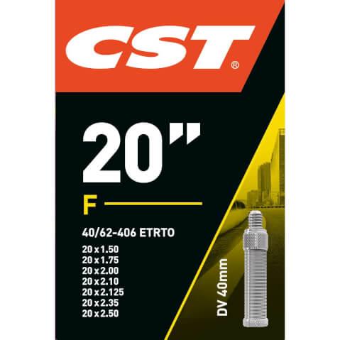 CST fiets binnenband 20x1.75 Hollands ventiel