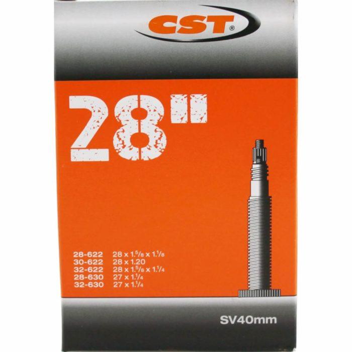 CST binnenband 27/28 Inch Frans SV 40mm Geschikt voor bandenmaten: 27/28x1 1/4