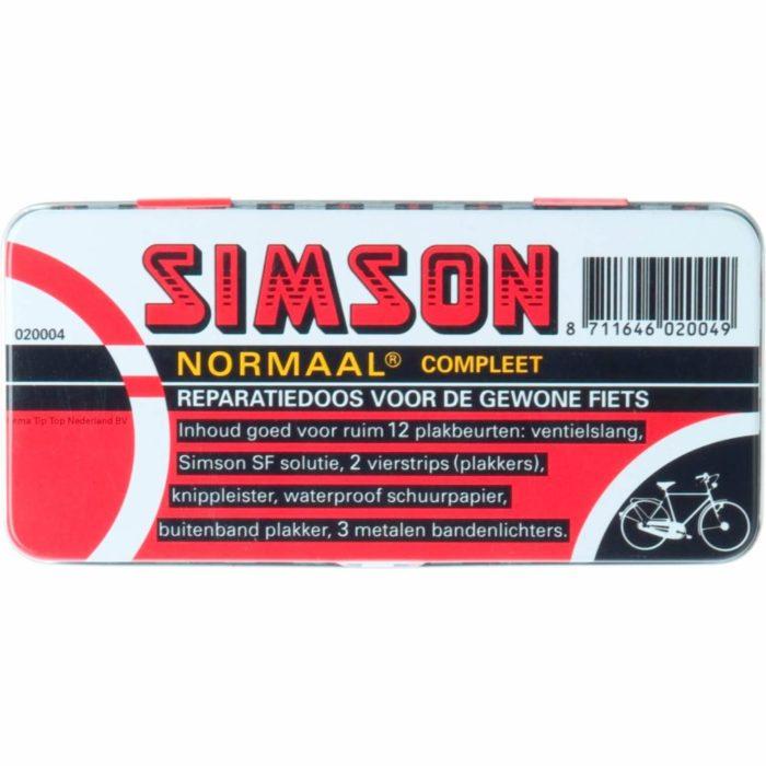 De enige echte originele Simson Reparatiedoos Normaal