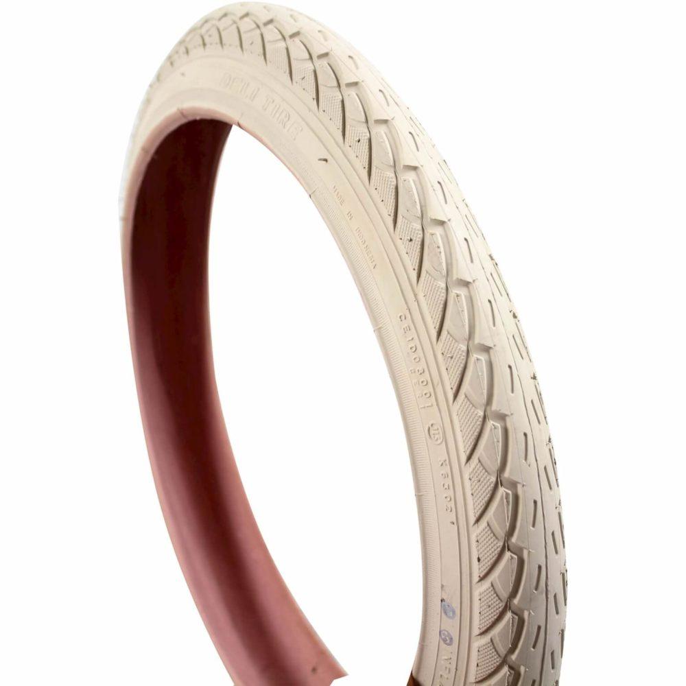 Deli Tire buitenband 18x175 2008 ivory