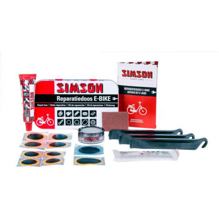 Fietsband reparatie set E-bike