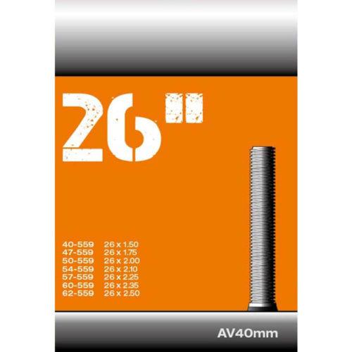 CST binnenband 26 Inch Auto AV 40mm