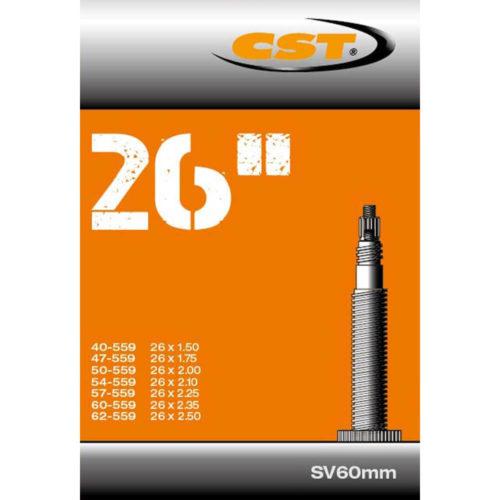 CST binnenband 26 Inch Frans SV 60mm