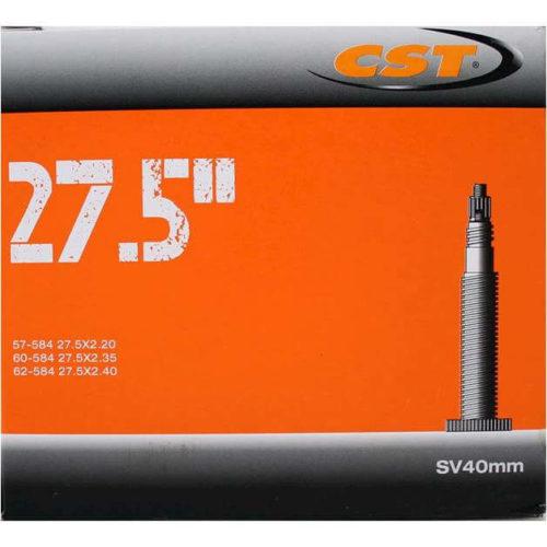 CST binnenband 275 Inch Frans SV 40mm Geschikt voor bandenmaten: 27