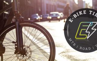 Buitenband elektrische fiets