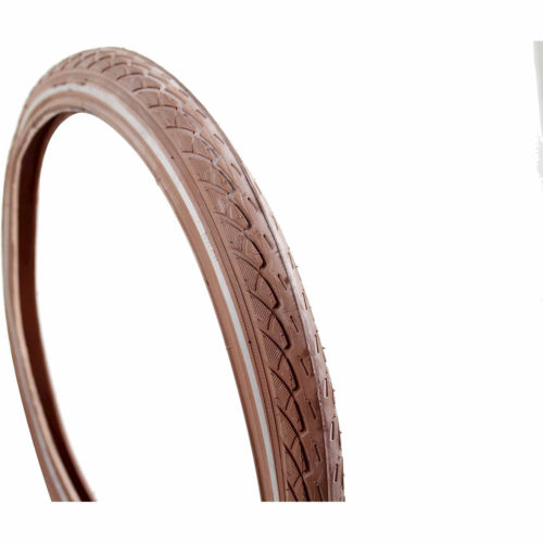 Deli Tire buitenband 22x175 Reflectie 2703 donker bruin