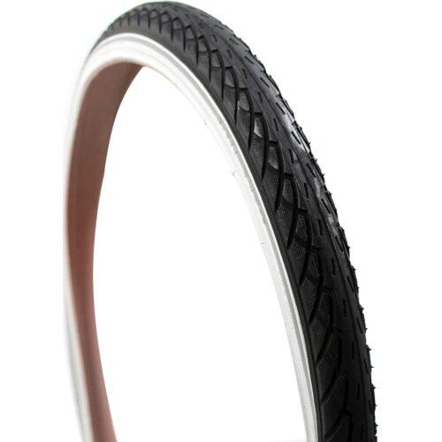 Deli Tire buitenband 26x175 S206 reflectie zwart/wit