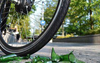 Klapband fietsband