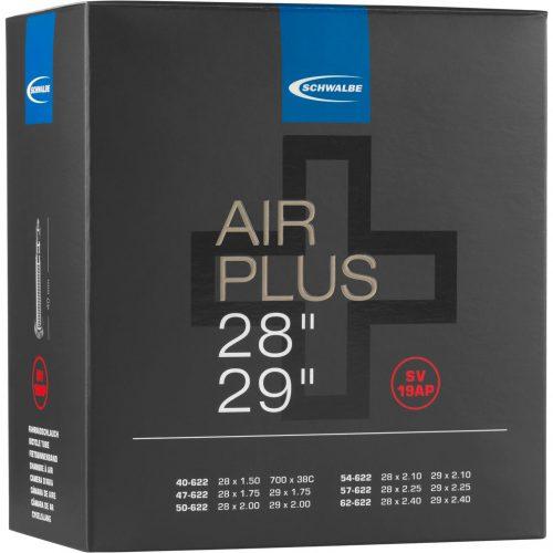Schwalbe binnenband Air Plus 28/29 inch 40/62